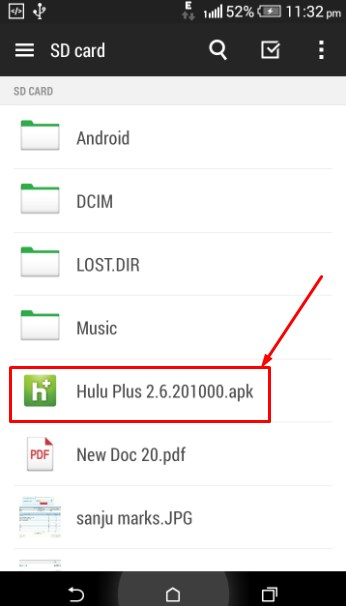Hulu Plus App Apk Download For Android V 2 17 2