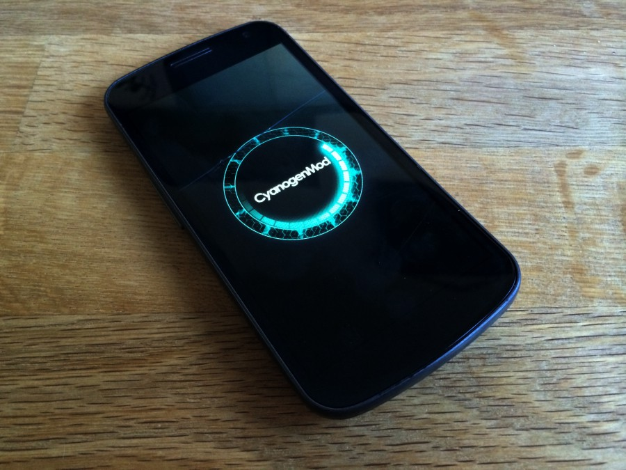 CyanogenMod Installer for custom ROM