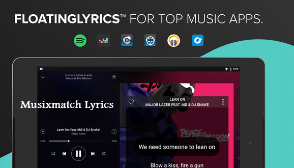 musixmatch apk