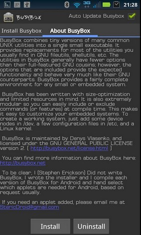 busybox-forandroid