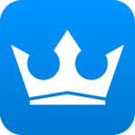 kinguser apk logo image