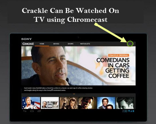 download crackle app