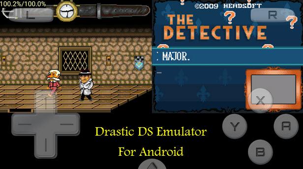 drastic emulator apk