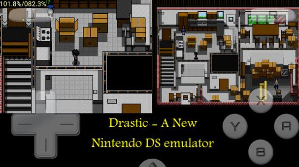 download drastic emulator apk