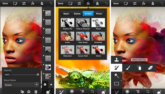 install adobe ps on mobile