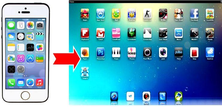 ios emulator to run itunes apps
